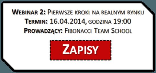 """Pierwsze kroki na realnym rynku, czyli... drugi webinar z cyklu """"Oswoić Forex"""" już jutro!"""
