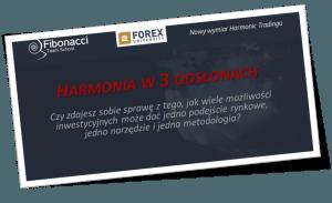 Harmonia w 3 odsłonach, czyli zwiększanie efektywności handlu   Symulacja Live Tradingu