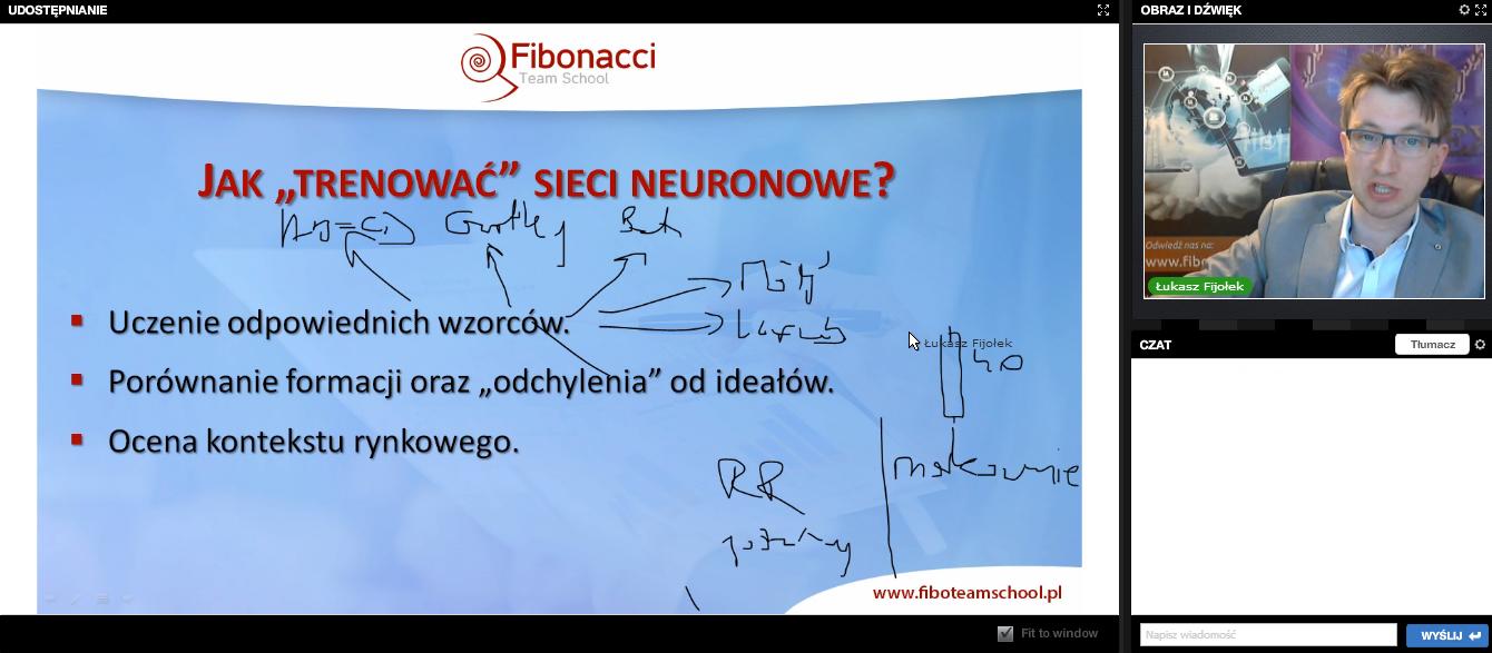 Sieci neuronowe forex