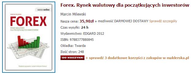 Forex rynek walutowy dla pocztkujcych