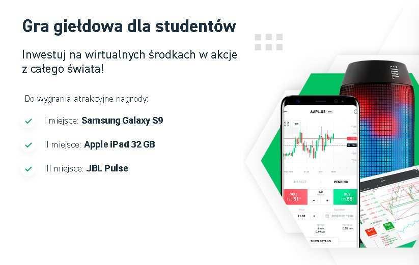 KONKURS dla studentów + NIESPODZIANKA od FiboTeam'u :)