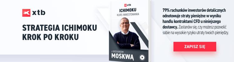 Kompletny System Inwestycyjny Ichimoku. Kurs Online z Grzegorzem Moskwą