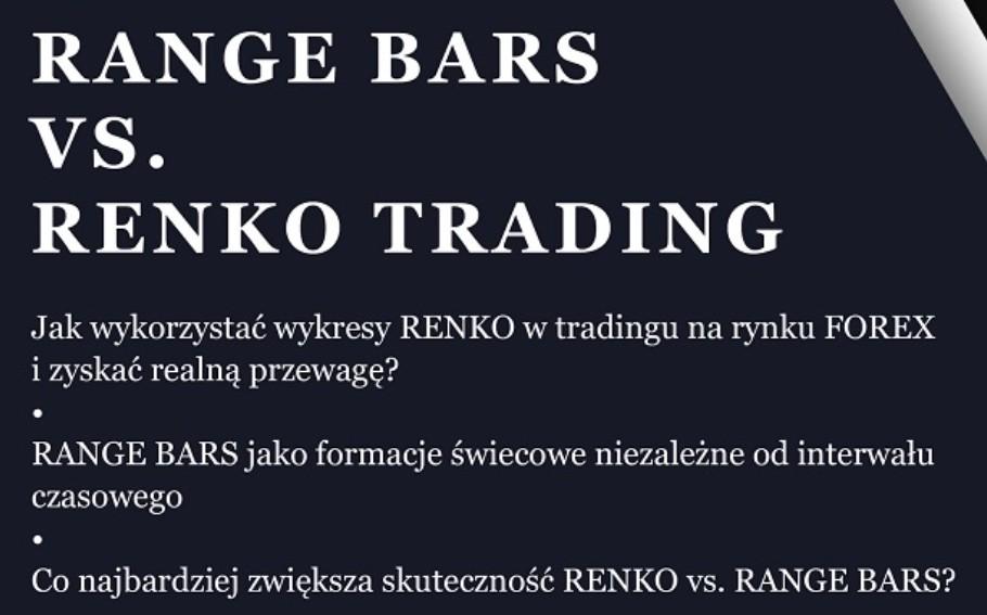 Mój nowy system RENKO   dlaczego te wykresy są tak skuteczne w tradingu?